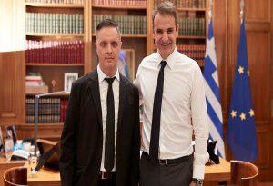 Στιβ Βρανάκης: Φεύγει από το Μαξίμου και επιστρέφει στον ιδιωτικό τομέα