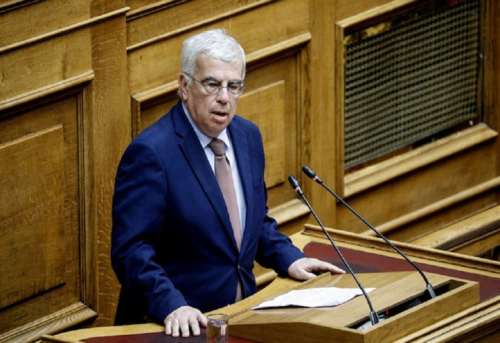 Σιμόπουλος: Διευκρινίσεις για τις λαϊκές αγορές (ΗΧΗΤΙΚΟ)