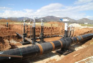 Ξεκίνησε η μεταφορά φυσικού αερίου από τον αγωγό ΤΑΡ