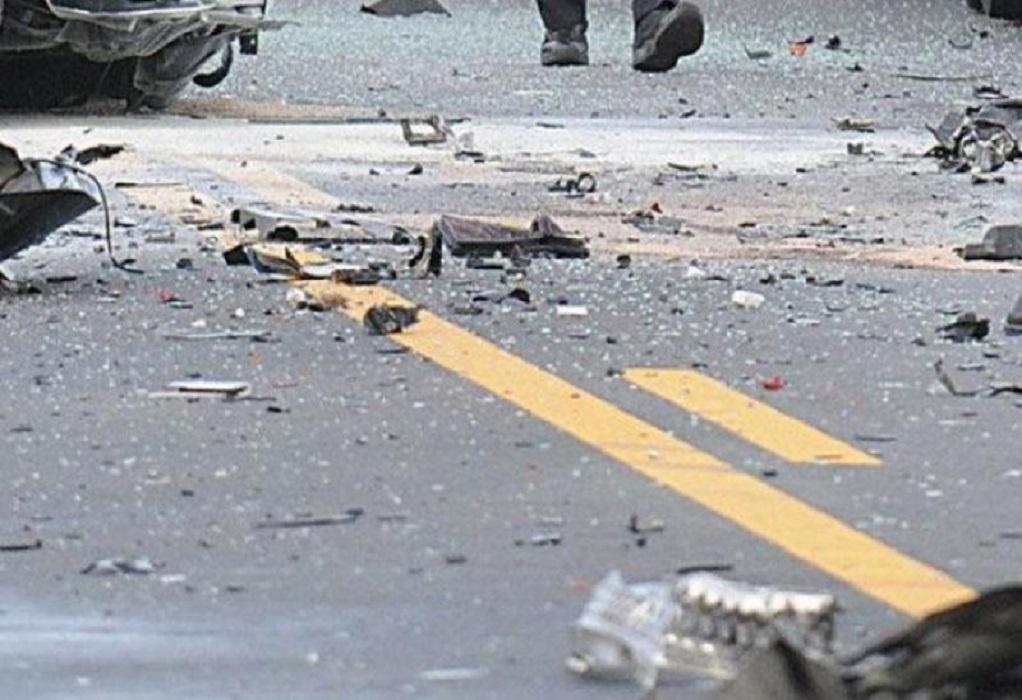 Νεκρός 49χρονος σε τροχαίο στην παλαία ΕΟ Θεσ/νίκης – Καβάλας – «Άφαντος» ο δεύτερος οδηγός