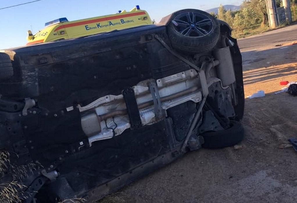 Θεσσαλονίκη: Τροχαίο ατύχημα στον Κ12