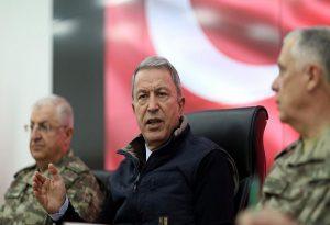 Ακάρ: Οι κυρώσεις στην Τουρκία κλονίζουν τις αξίες της συμμαχίας με τις ΗΠΑ
