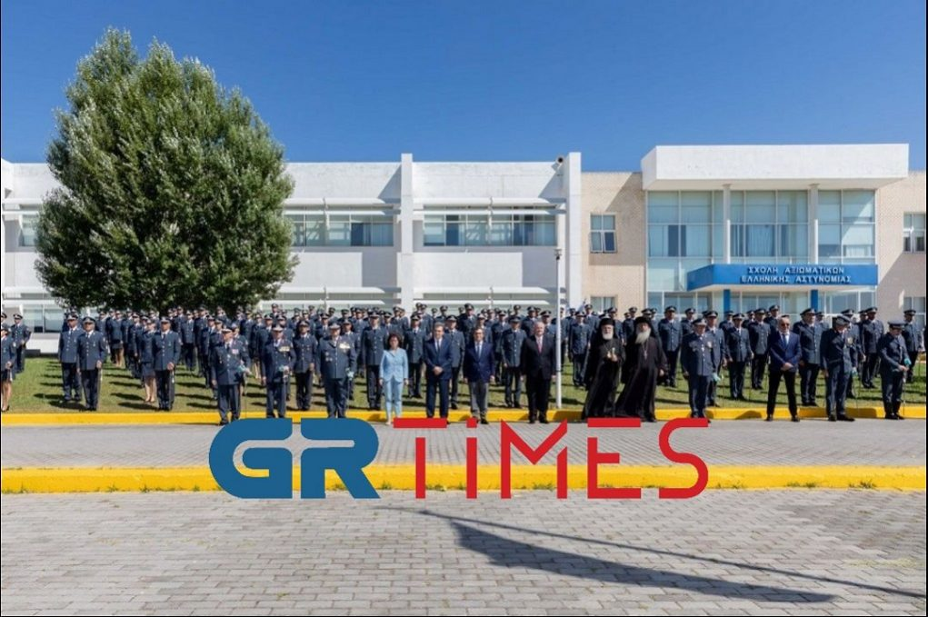 Το GRTimes στην Αστυνομική Ακαδημία – Συνέντευξη του Α.Αϊβαζίδη