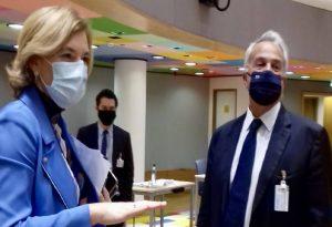 Βορίδης: Βέτο στο εμπρόσθιο σύστημα επισήμανσης τροφίμων