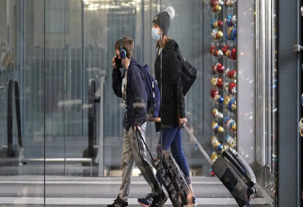 ΥΠΑ: Μείωση 79,4% στον αριθμό των επιβατών στο Α' τρίμηνο 2021