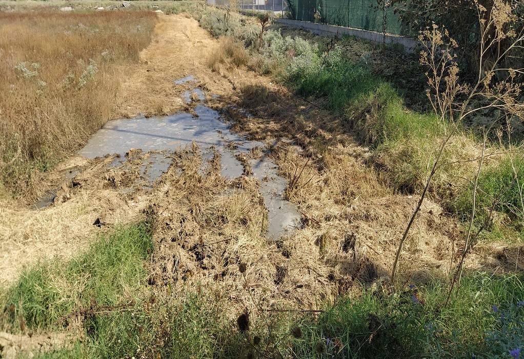 Δικογραφία για περιβαλλοντική ρύπανση από βυρσοδεψείο (ΦΩΤΟ)