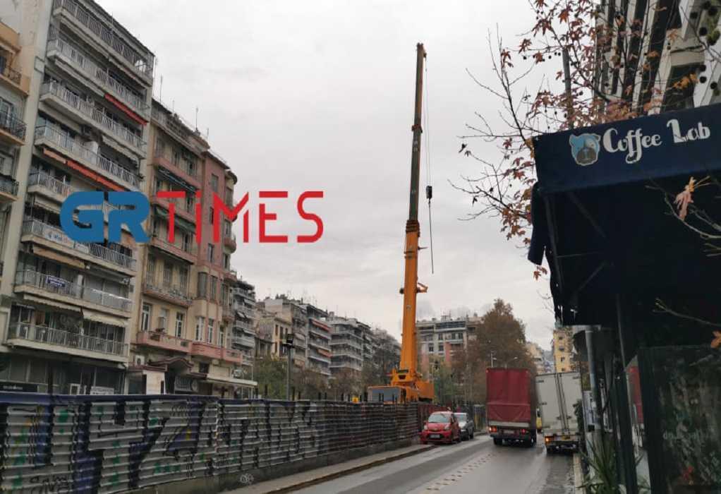 Καραγιάννης: Το 2023 το Μετρό Θεσσαλονίκης- Πότε ολοκληρώνεται το Θεσ/νίκη – Ν. Μουδανιά