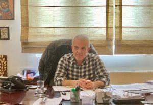 Γ. Ιωαννίδης: Απαραίτητη η σύσταση υπηρεσίας Πολιτικής Προστασίας με ειδικευμένο προσωπικό στους Δήμους