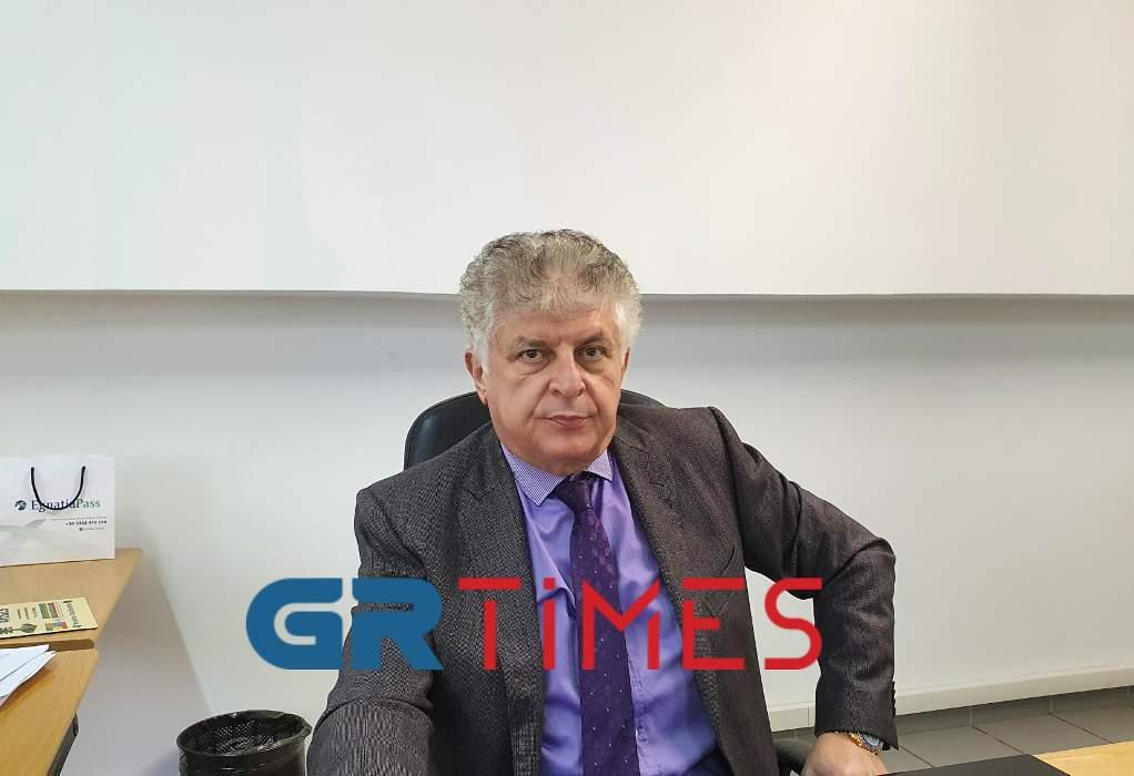 Κωνσταντόπουλος: Απέχουμε πολύ από την κανονικότητα (ΗΧΗΤΙΚΟ)