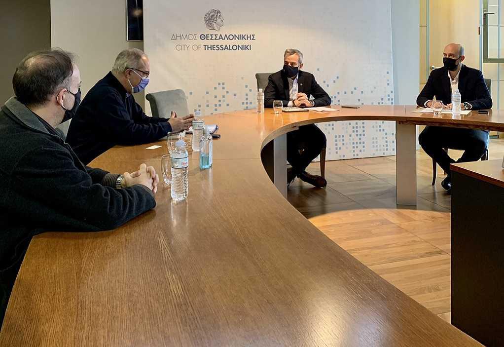 Δήμος Θεσσαλονίκης: Ενισχύονται οι έλεγχοι για τήρηση των μέτρων