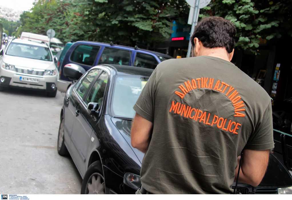 Δυναμική παρουσία της Δημ. Αστυνομίας εν όψει της λειτουργίας των καταστημάτων την Κυριακή