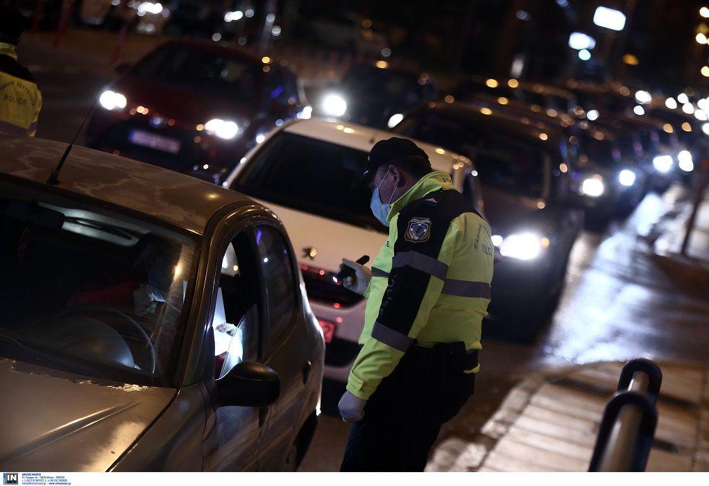 Συνεχίζονται οι έλεγχοι της Αστυνομίας για την τήρηση των μέτρων
