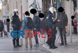 Θεσσαλονίκη: Έλεγχοι της ΕΛΑΣ για τήρηση των μέτρων