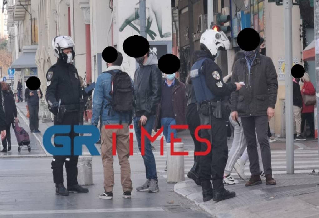 Θεσσαλονίκη: Πουλούσαν λαθραία τσιγάρα… στη Λαϊκή