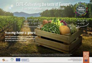 Το πρόγραμμα «CuTE» και η σημασία των ευρωπαϊκών μεθόδων παραγωγής εν μέσω πανδημίας