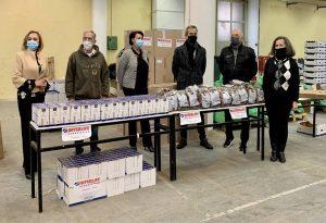 Δ. Θεσσαλονίκης: Πακέτα αγάπης σε 4.500 ευάλωτους πολίτες