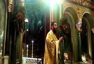 Ιερέας διακόπτει λειτουργία γιατί πιστοί δεν φορούσαν μάσκα (VIDEO)