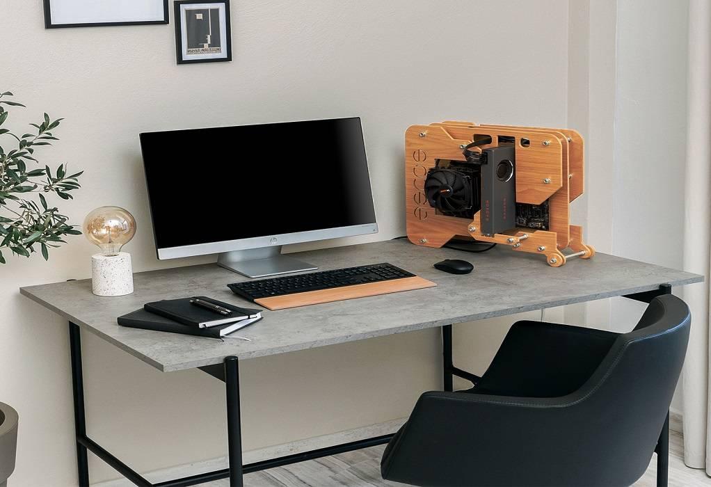 «Ascos Case»: Το χειροποίητο κουτί υπολογιστή ενός 20χρονου