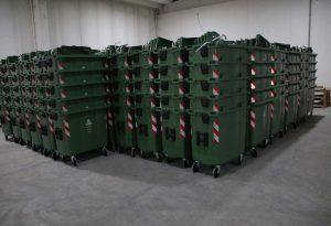 Δήμος Κιλκίς: 523 νέοι κάδοι απορριμμάτων για την καθαριότητα