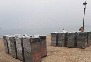 Δ. Θεσσαλονίκης: Νέοι κάδοι οικολογικοί και αντιγκράφιτι!