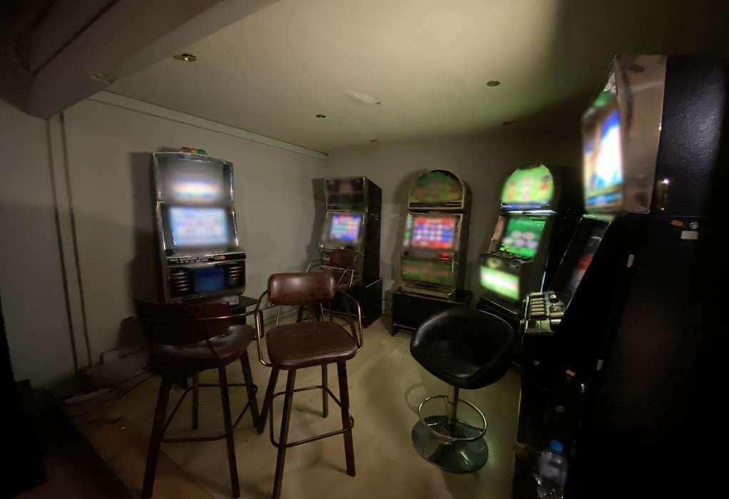 Εντοπίστηκε «μίνι – καζίνο» στο κέντρο της Αθήνας (ΦΩΤΟ)