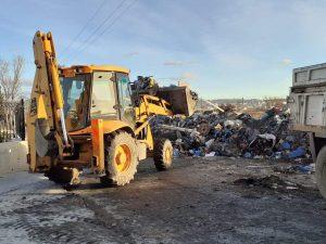 Δήμος Δέλτα: Eκστρατεία καθαρισμού του οικισμού «Αγία Σοφία»