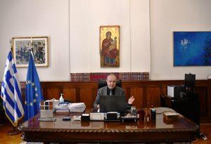 Θ. Καράογλου: Η Π.Ε. Δράμας δεν είναι η μόνη της στη δοκιμασία της πανδημίας