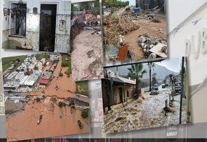 Μαζεύουν χρήματα για να επισκευάσουν παιδικά δωμάτια που πλημμύρισαν!