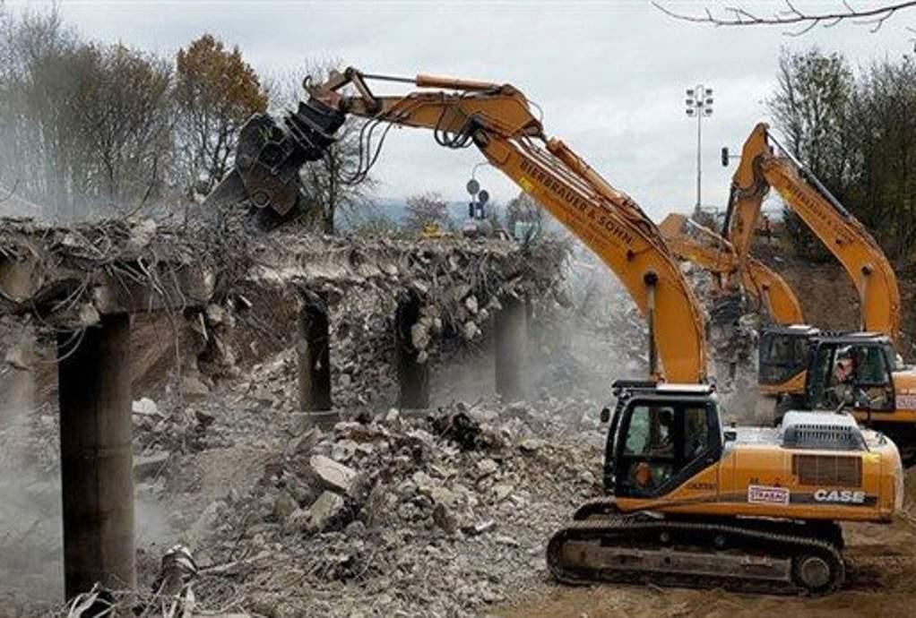 Προβληματικό ν/σ του ΥΠΕΝ για την ανακύκλωση αποβλήτων από κατεδαφίσεις