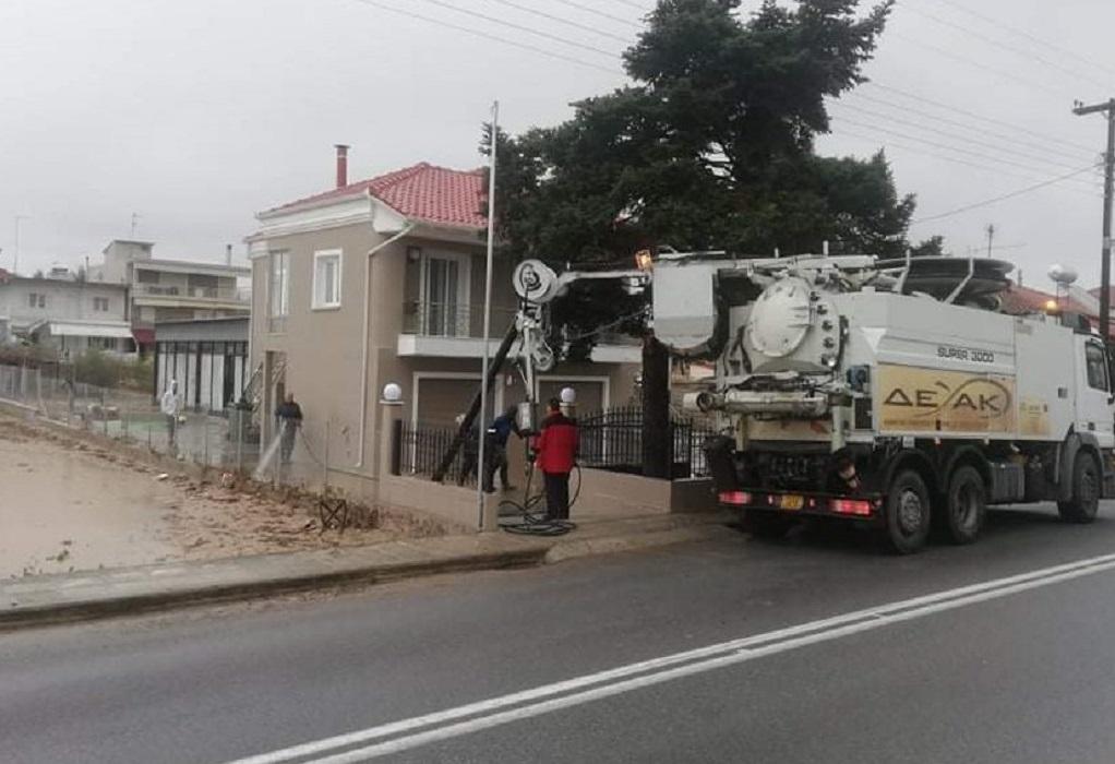 Αίτημα να κηρυχθεί ο Δήμος Κατερίνης σε κατάσταση έκτακτης ανάγκης (Photos)