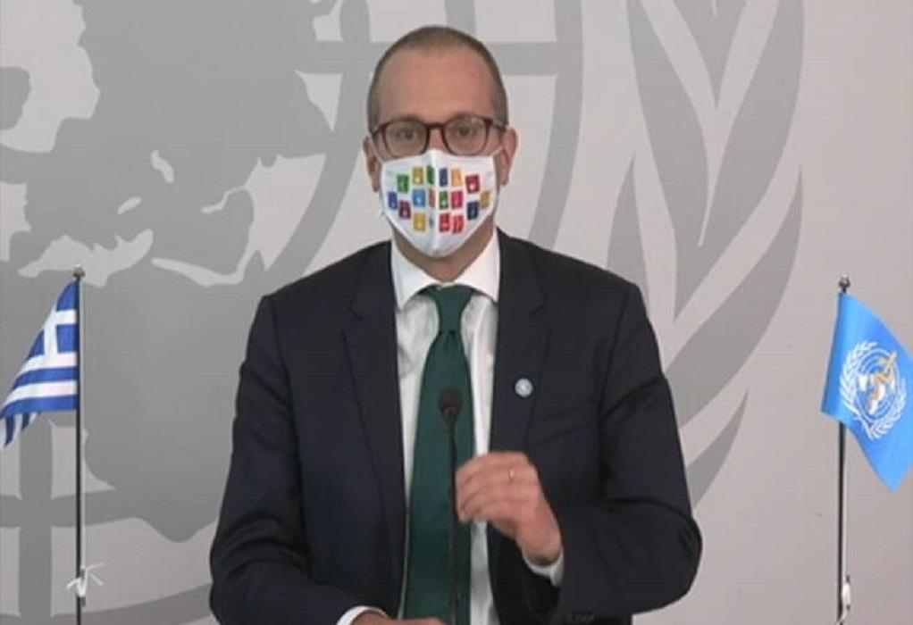 Χανς Κλούγκε: Βασικό μας όπλο η μάσκα και η αποστασιοποίηση