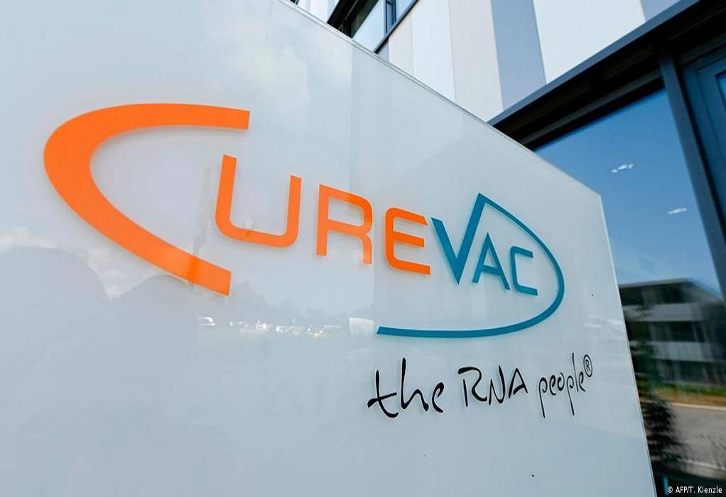 ΕΕ-CureVac: «Aποτελεσματικό έναντι των παραλλαγών κορωνοϊού»