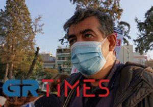 Γ. Κούτρας: Η δημόσια υγεία στη Θεσσαλονίκη δεν είναι θωρακισμένη (VIDEO)