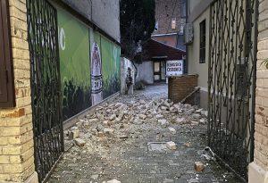 Κροατία: Νεκρό 12χρονο παιδί από το σεισμό