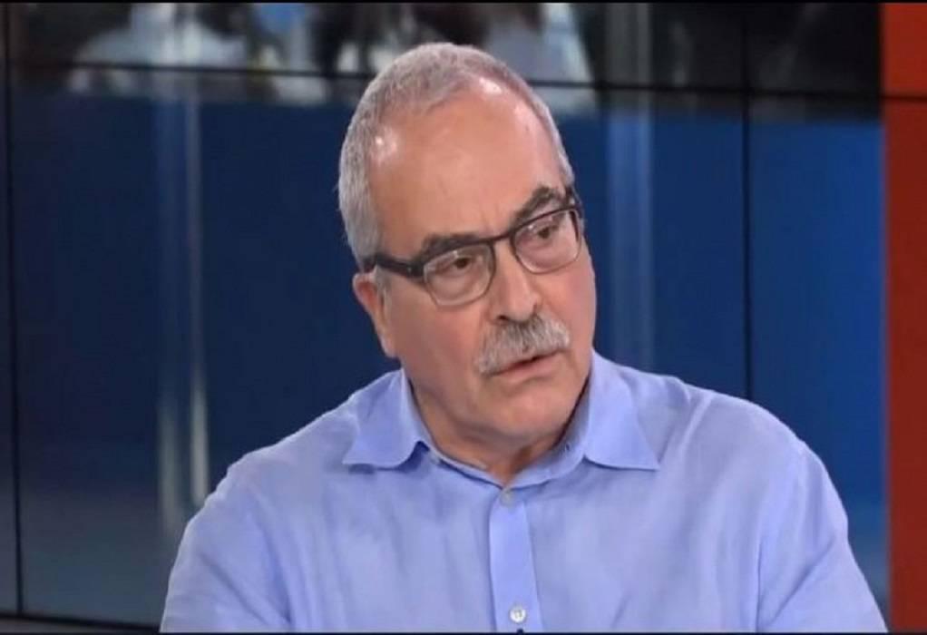 Μ. Λαζανάς για νεκρούς Covid: Σαν να πέφτει κάθε μέρα αεροπλάνο και να σκοτώνονται όλοι