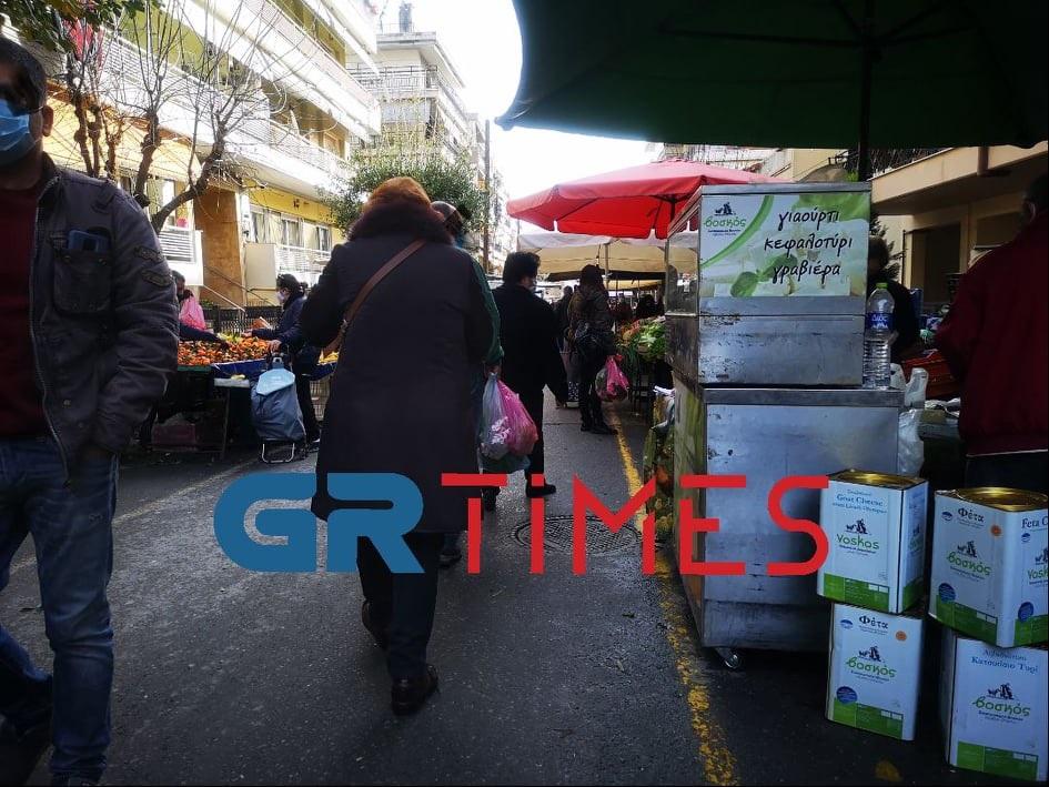 Αντίθετη στο ν/σ για τις λαϊκές αγορές η ΠΟΠΛΑ