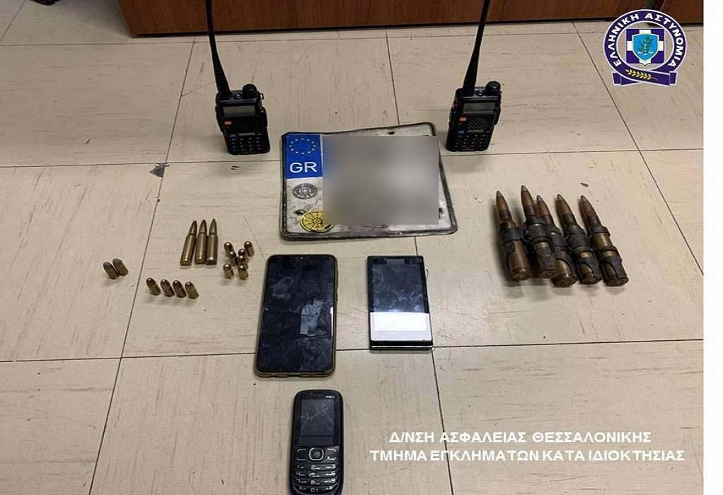 Σύλληψη μέλους συμμορίας για ληστείες σε ΕΛΤΑ και ίντερνετ-καφέ