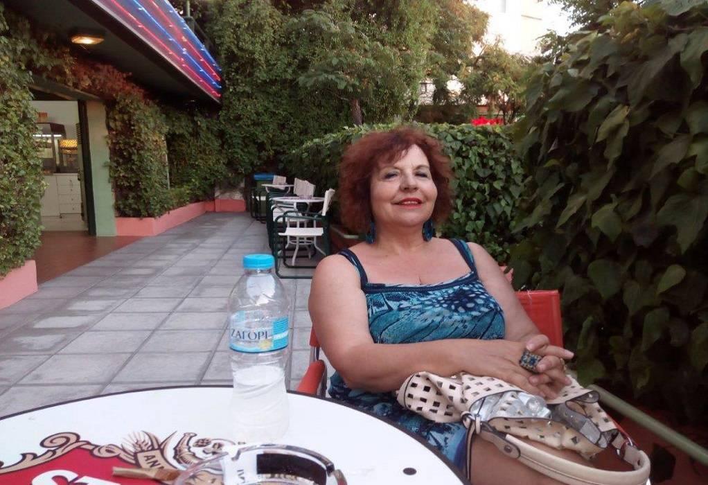 Η Όλγα Λιάρατζη μιλά για το βιβλίο της «Όταν δάκρυσε ο Βόσπορος»