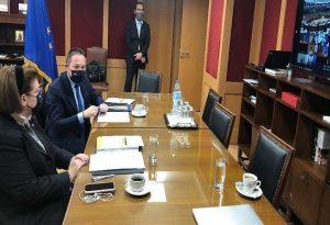 Λ. Μενδώνη: Ο πολιτισμός πρέπει να μπει στο επίκεντρο των συζητήσεων της Ευρώπης