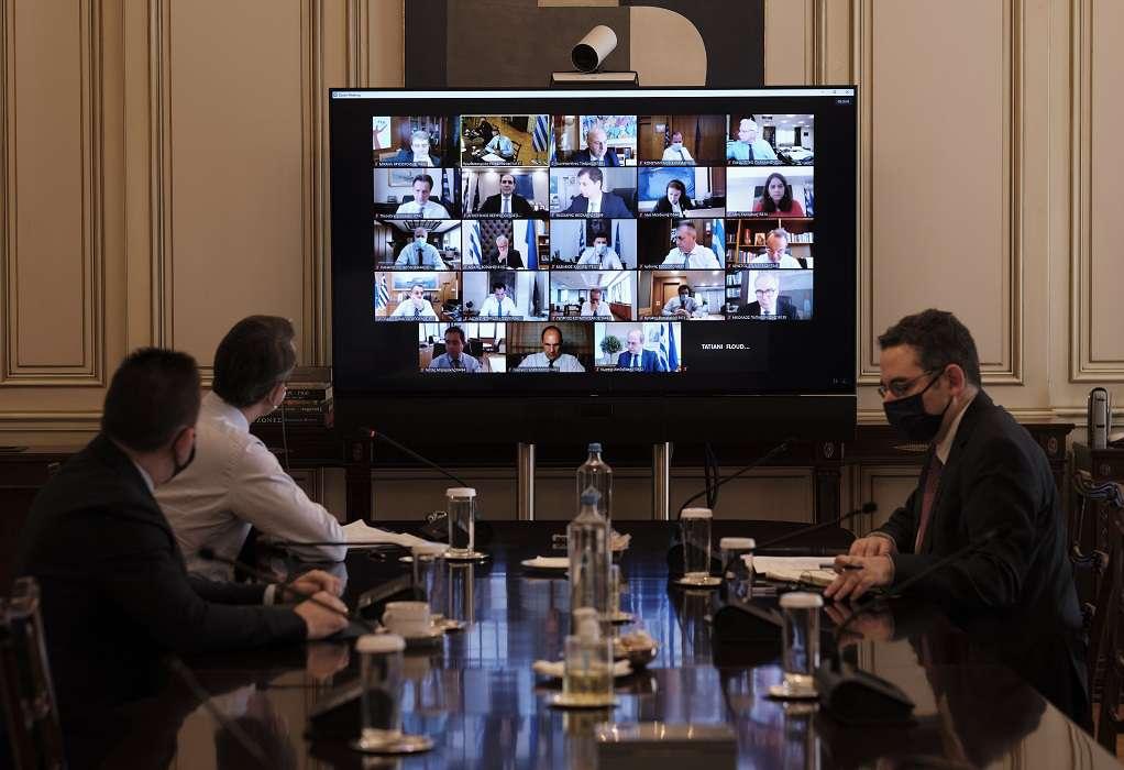 Ποια είναι τα θέματα του αυριανού Υπουργικού Συμβουλίου