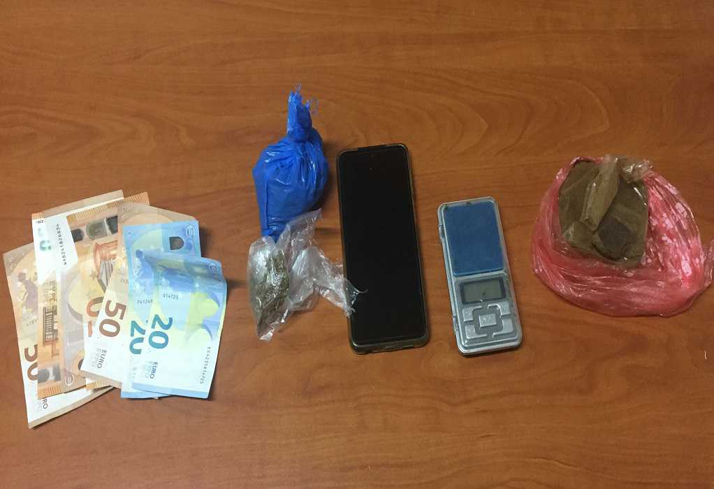 Οκτώ συλλήψεις για ναρκωτικά στη Θεσσαλονίκη