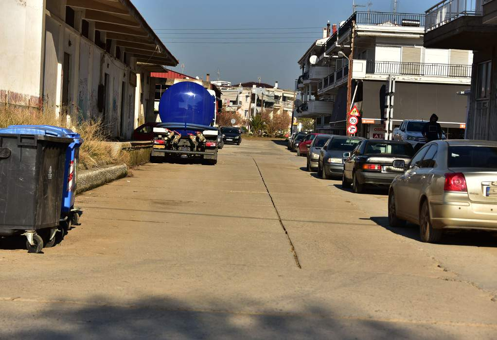 """Ν.Μουδανιά: Στη """"Βαφειάδης ΑΤΕ"""" το δίκτυο ομβρίων στην """"Αλμύρα"""""""