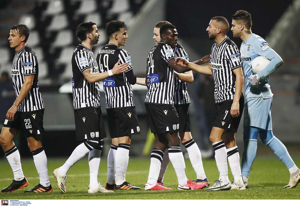 Super League: Νικητής στο ντέρμπι ο ΠΑΟΚ, 2-1 τον Παναθηναϊκό