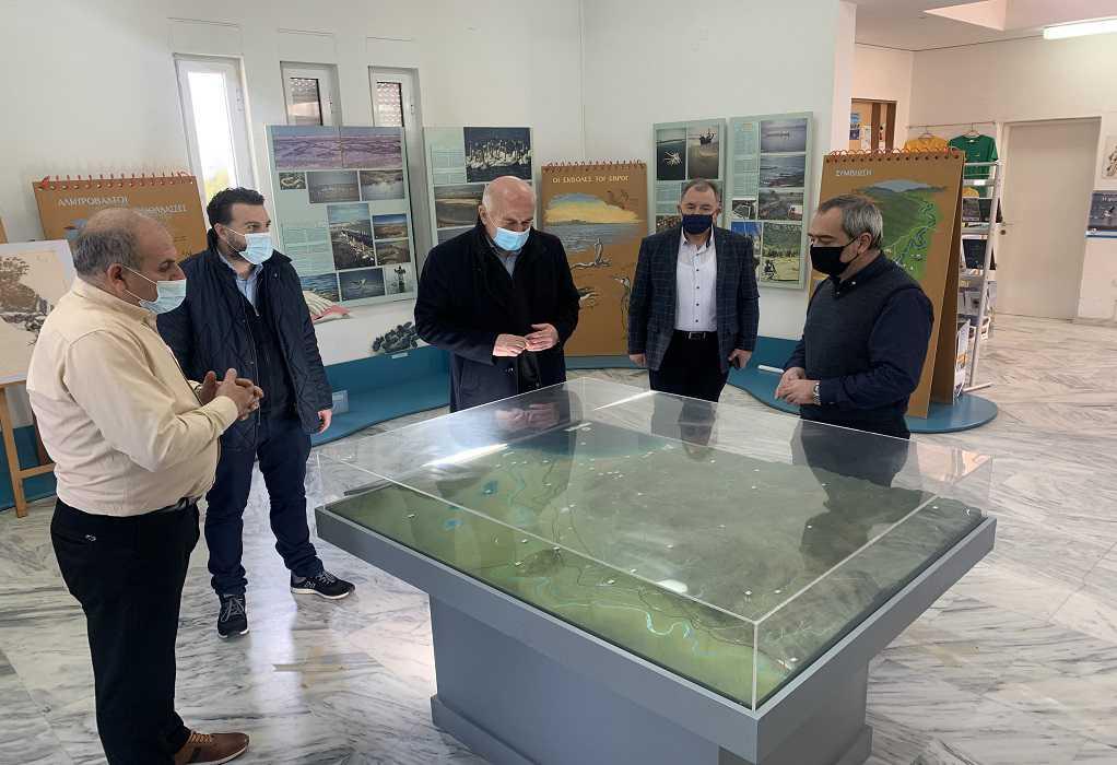Η Περιφέρεια ΑΜΘ στηρίζει το έργο του Φορέα Διαχείρισης Δέλτα Έβρου και Σαμοθράκης