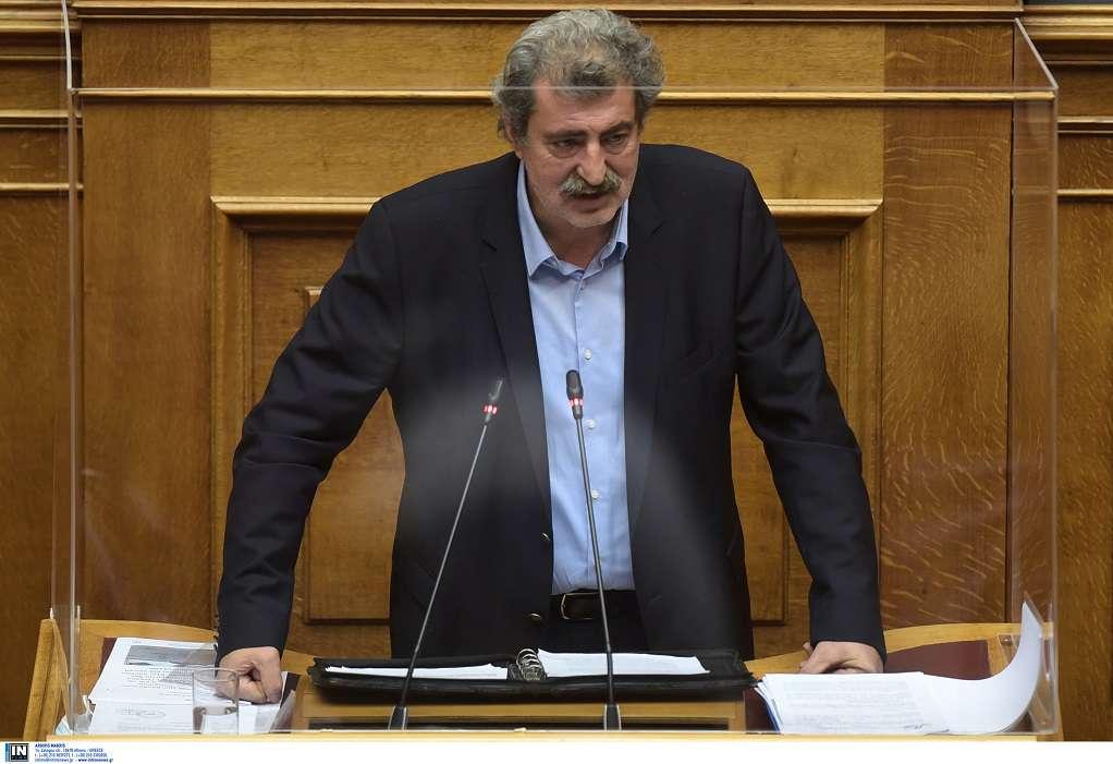"""""""Περαστικά"""" στον Άδ. Γεωργιάδη ευχήθηκε ο Π. Πολάκης"""