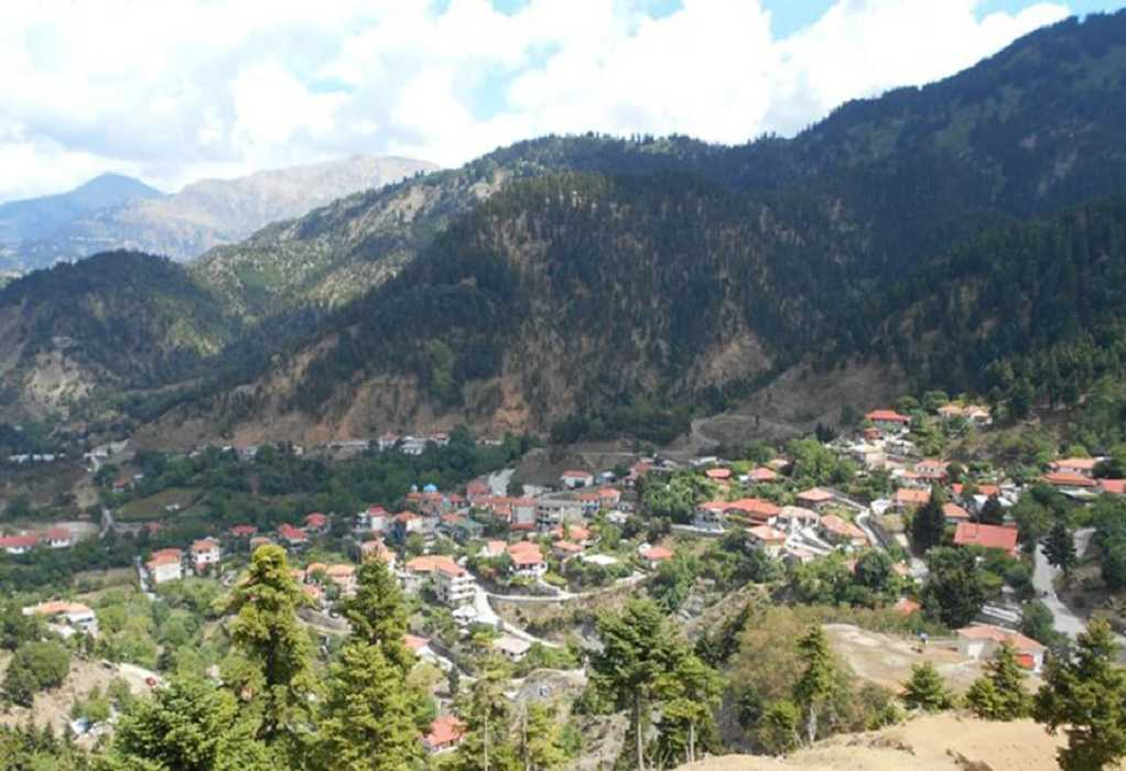 Κορωνοϊός: Έκτακτα μέτρα στο χωριό Ραπτόπουλο Αγράφων
