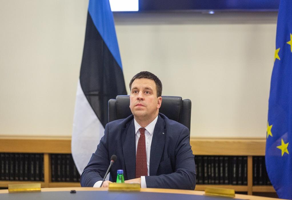 Εσθονία: Σε καραντίνα ο πρωθυπουργός της χώρας