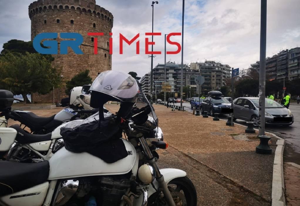 Κορωνοϊός-Έλεγχοι: 20 πρόστιμα σε αλλοδαπούς στη Θεσσαλονίκη