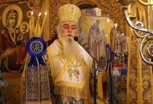 Σήμερα η κηδεία του μακαριστού Μητροπολίτη Καστοριάς