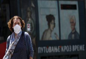 Ο κορωνοϊός δεν υποχωρεί στη Σερβία
